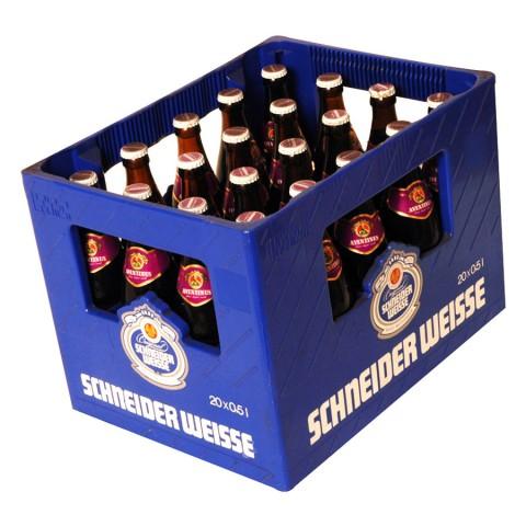 Bouteille de bière Aventinus Schneider 8°