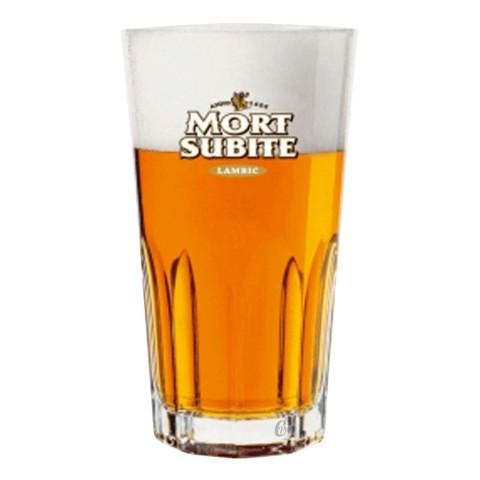 Bouteille de bière Gueuze Mort Subite 4,30°