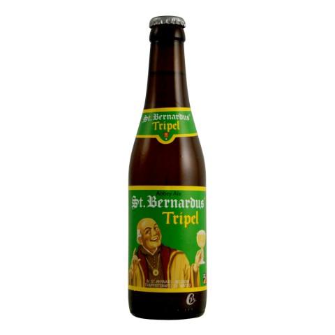 Bière Saint Bernardus Triple (8° - 33cl.)