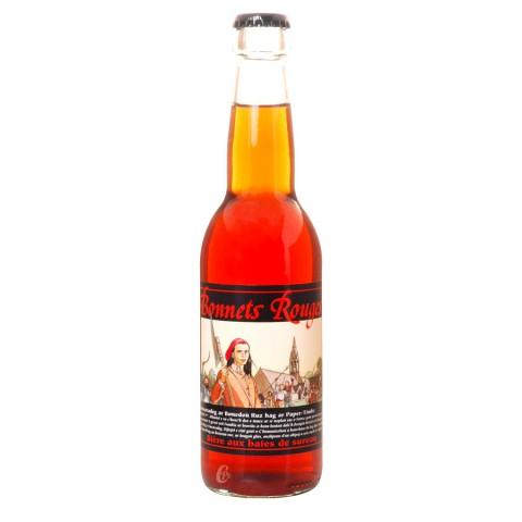 Bouteille de bière Bonnet Rouge / Lancelot