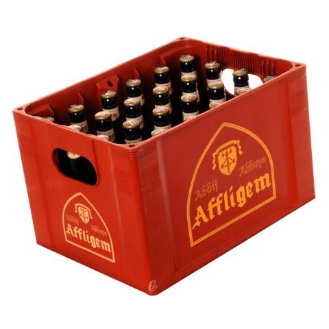 Bouteille de bière Affligem Triple 9,5°