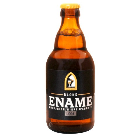 Bouteille de bière Ename Blonde 6.5°