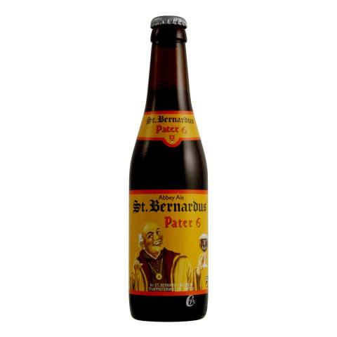 Bière Saint Bernardus Pater (6.7° - 33cl.)