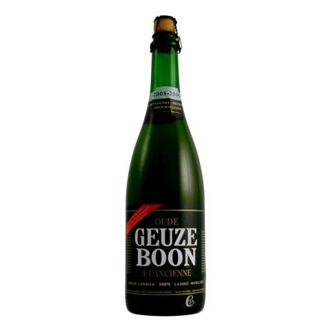 Bouteille de bière Boon Oud Gueuze 6,5° (Bière)