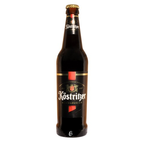 Bouteille de bière Kostritzer Schwarzbier