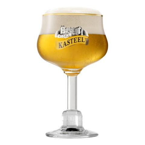 Bouteille de bière Kasteel  Blonde 11°