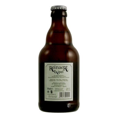 Bouteille de bière Reinaert Triple (Bière)