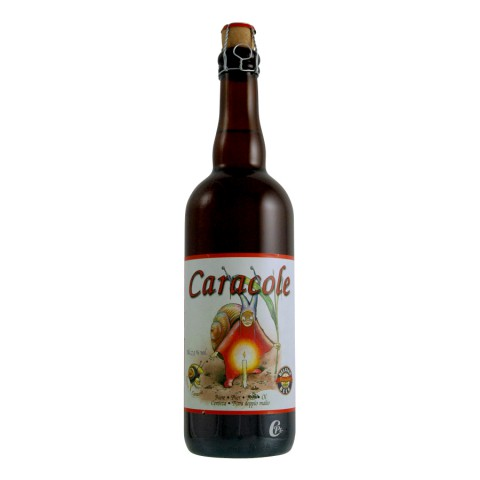 Bouteille de bière Caracole Ambrée 75 cl 7,2° (Bière)