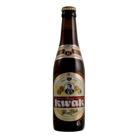 Bouteille de bière Kwak 8.4°