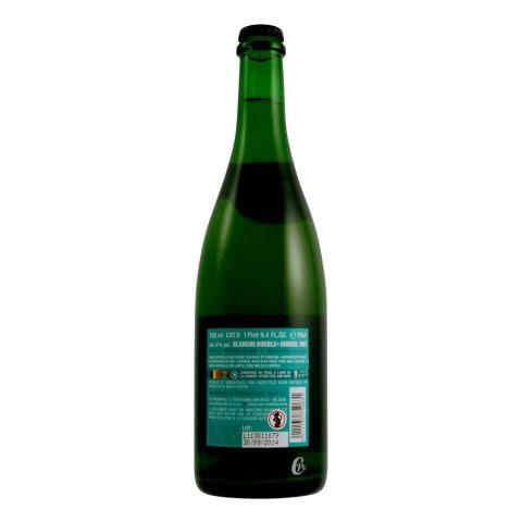 Bouteille de bière Blanche de Honnelles (Bière)