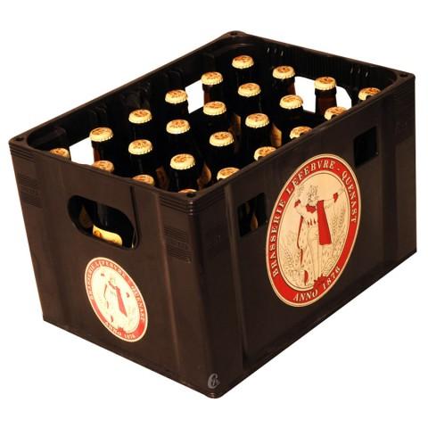 Bouteille de bière Barbar blonde 8°