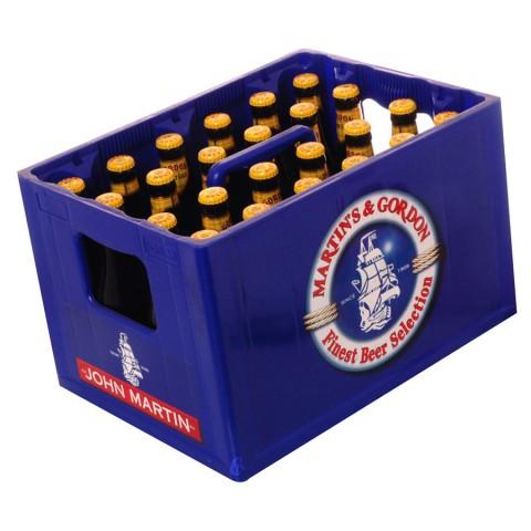 Bouteille de bière Gordon finest Gold 10°