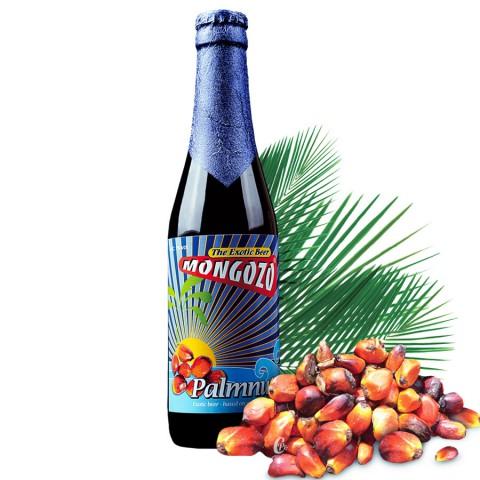 Bouteille de bière MONGOZO PALM BEER 7°
