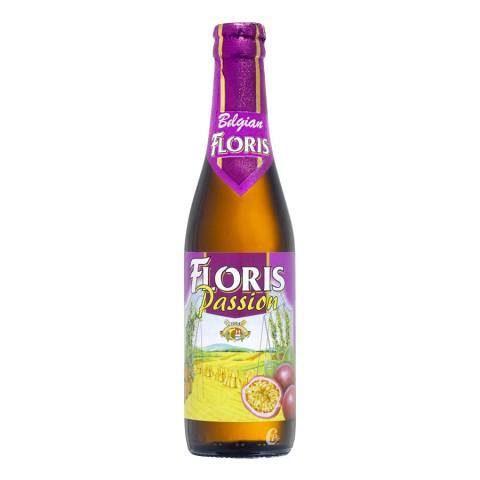 Bouteille de bière Floris passion 3.6° 33cl