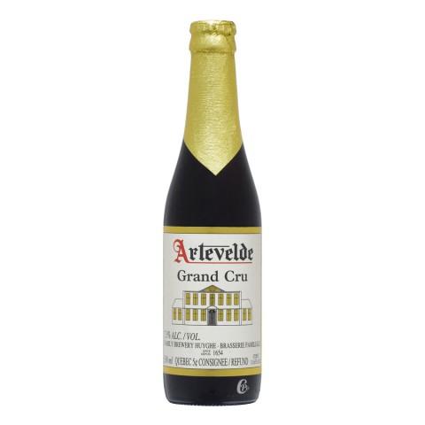 Bouteille de bière Artevelde Grand Cru 7,3°