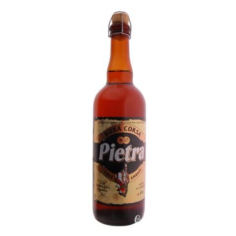 Bouteille de bière Pietra 75 cl Corse (Bière)