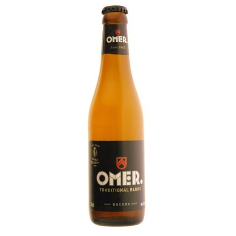 Bouteille de bière OMER 8° (Bière)