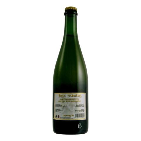 Bouteille de bière LUPULUS 8.5° 75cl (Bière)
