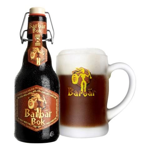 Bière Barbar Bok (8° - 33cl)