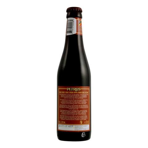 Bouteille de bière Petrus brune 33cl