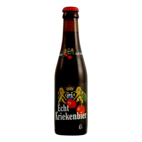 Bouteille de bière ECHTE kRIEK 6.8° (Bière)