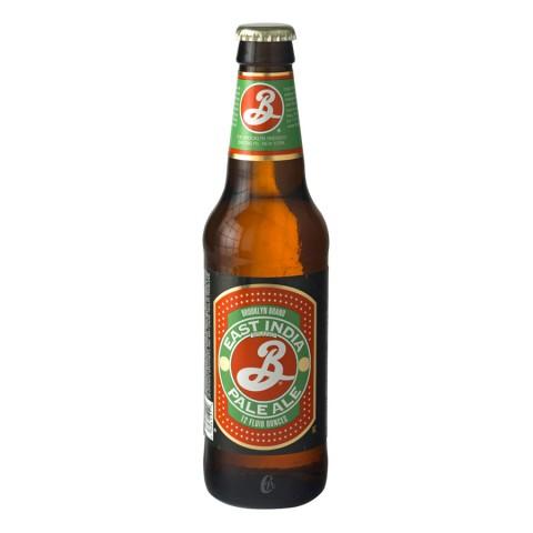 Bouteille de bière BROOKLYN EST IPA 5.2°
