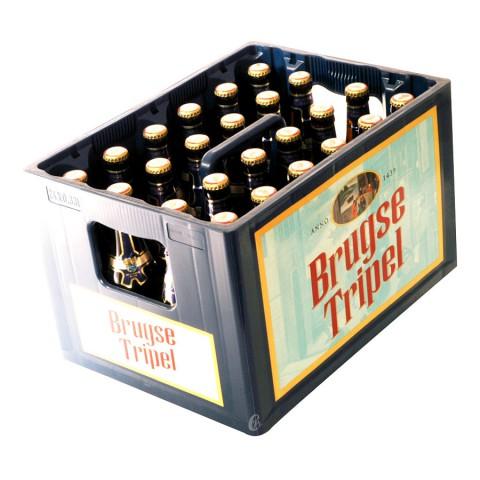 Bouteille de bière Brugs Triple 8.7°