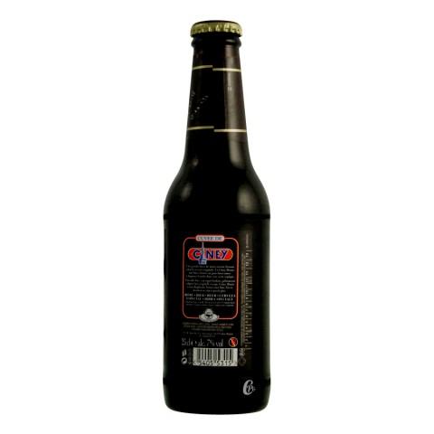 Bouteille de bière Ciney Brune 7° (Bière)