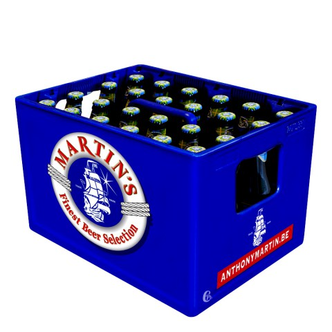 Bouteille de bière Gordon Scotch 8.6°