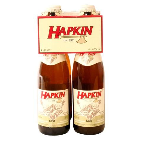 Bouteille de bière Hapkin 8.5°  La Biere des Bucherons