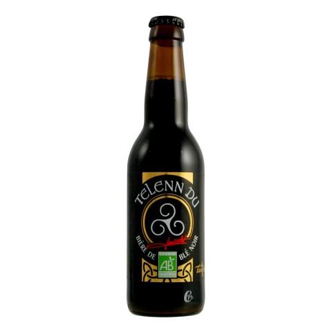 Bière Lancelot Telenn-Du BIO (4,5° - 33cl.)