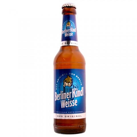 Bière Berliner Kindl (3° - 33cl)