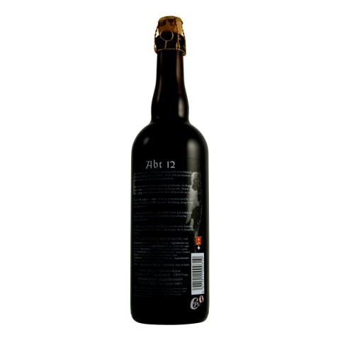 Bouteille de bière ST BERNARDUS ABT12 10°12x75cl