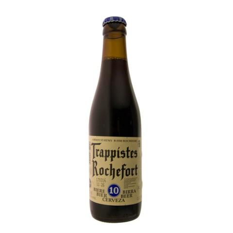 bouteille de biere trappiste rochefort 10