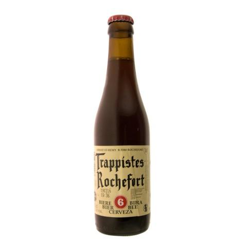 bouteille de biere trappiste rochefort 6