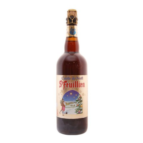 Bière Saint Feuillien de Noël