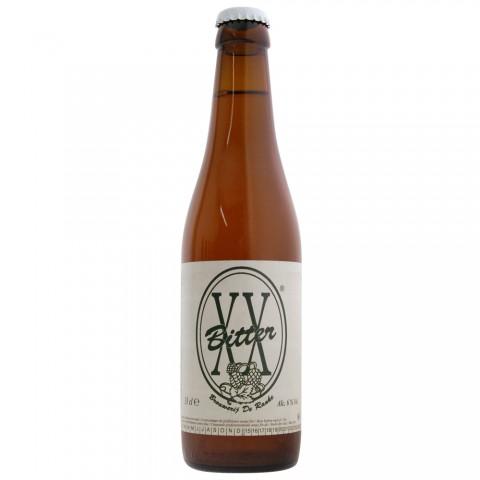 Bouteille de bière XX Bitter (6,2° - 33cl)