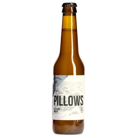 Bière White Frontier - Pillows - 33cl