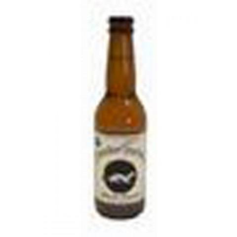 Bouteille de bière Blanche Hermine Lancelot