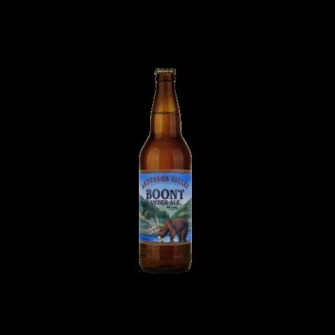 Bouteille de bière BOONT AMBER ALE 5.8°