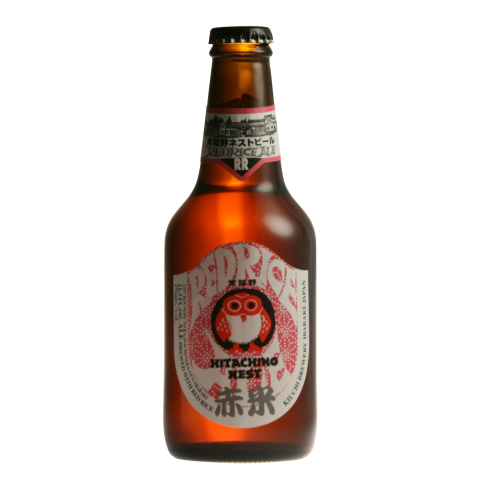 Bouteille de bière HITACHINO RED RICE 7.0° VP33CL