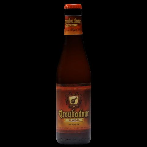 Bouteille de bière TROUBADOUR MAGMA 9°