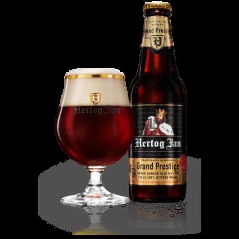 Bouteille de bière HERTOG JAN GD PREST 10°