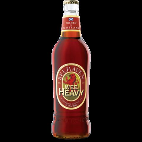 Bouteille de bière BELHAVEN WEE HEAVY 6.5°