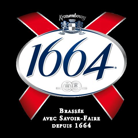 Bière 1664 (5,5° - 75cl)