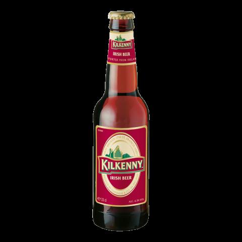 Bouteille de bière KILKENNY 4.3°