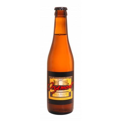 Bouteille de bière ABBAYE D ORGEMONT 5.5°