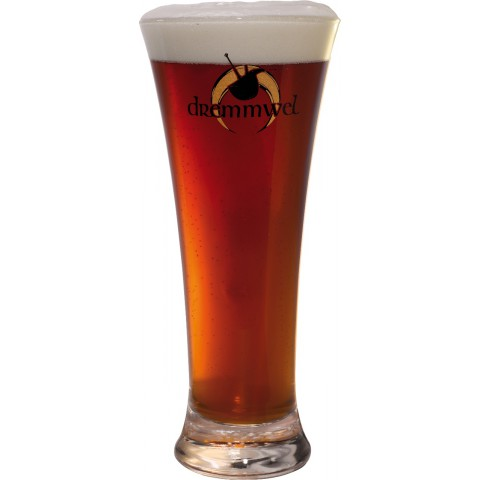 Bouteille de bière DREMMWEL ROUSSE BIO 6°