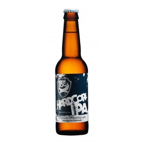 Bouteille de bière BREWDOG HARDCORE 9.2°