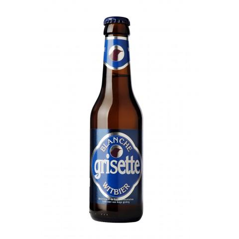 Bouteille de bière GRISETTE BLANCHE 5°